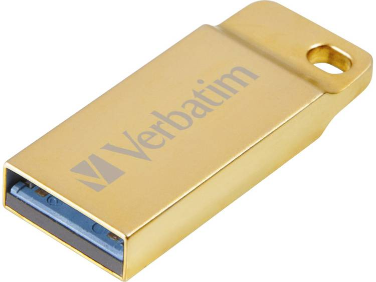 Verbatim METAL EXECUTIVE USB-stick 32 GB Goud 99105 USB 3.0