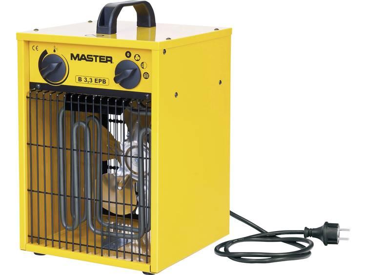 Verwarming Master Klimatechnik B-3IT 50 m³