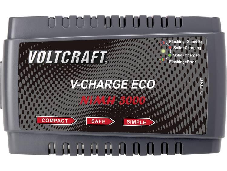 VOLTCRAFT V-Charge Eco NiMH 3000 Modelbouw oplader 230 V 3 A NiMH, NiCd