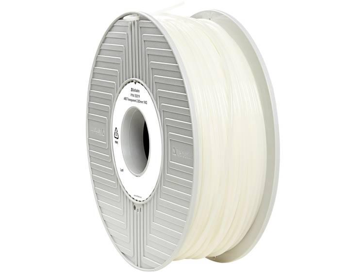 Filament Verbatim 55019 ABS kunststof 2.85 mm Transparant 1 kg
