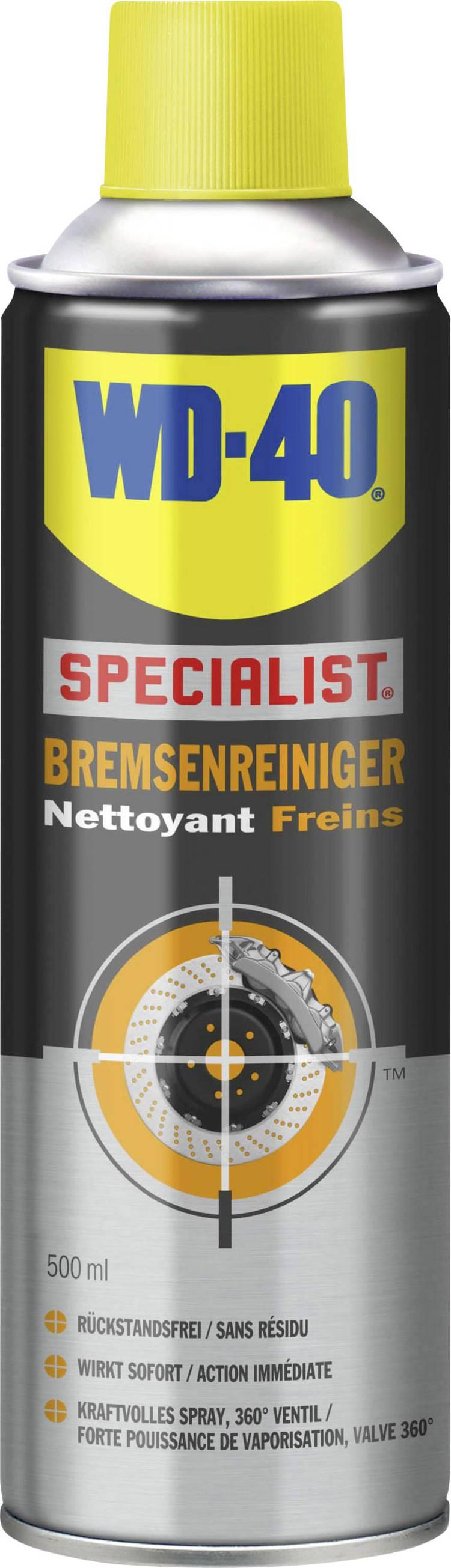 Remmenreiniger 500 ml WD40 Company Specialist 49975
