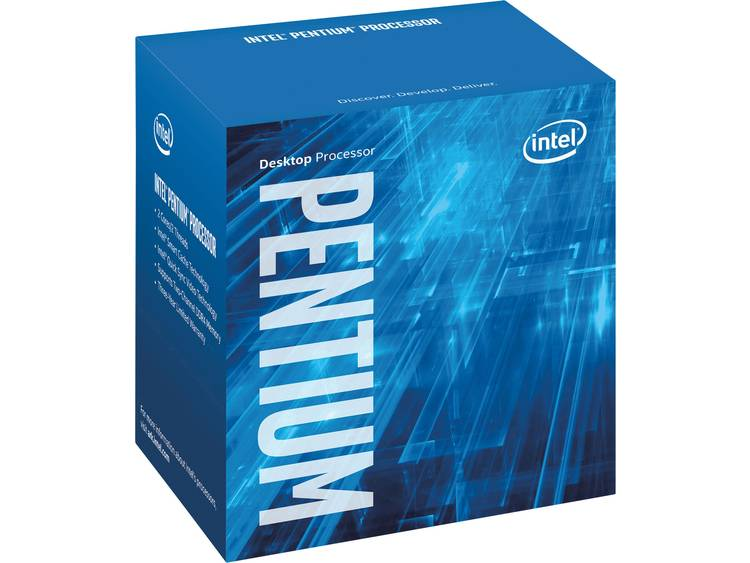 Processor (CPU) boxed Intel® Pentium® Gold G4560 2 x 3.5 GHz Dual Core Socket: Intel® 1151 54 W