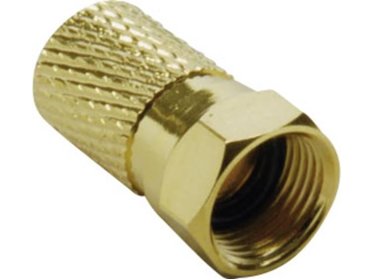 F-stekker Twist-On Kabeldiameter: 8.4 mm