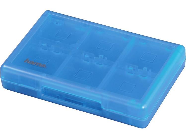 Hama 114165 3DS Cart Doosje Case Blauw