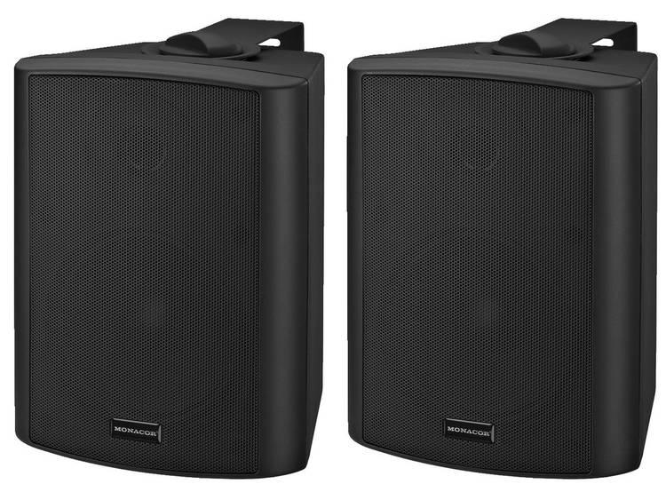 Actieve PA luidsprekerset Monacor MKA-50SET/SW 20 W 1 paar kopen
