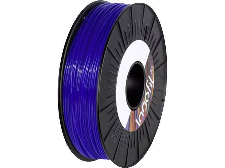 Filament Innofil 3D FL45-2005A050 PLA compound, Flexibel filament 1.75 mm Blauw 500 g