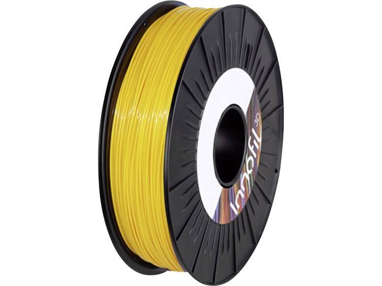 Filament Innofil 3D FL45-2006A050 PLA compound, Flexibel filament 1.75 mm Geel 500 g
