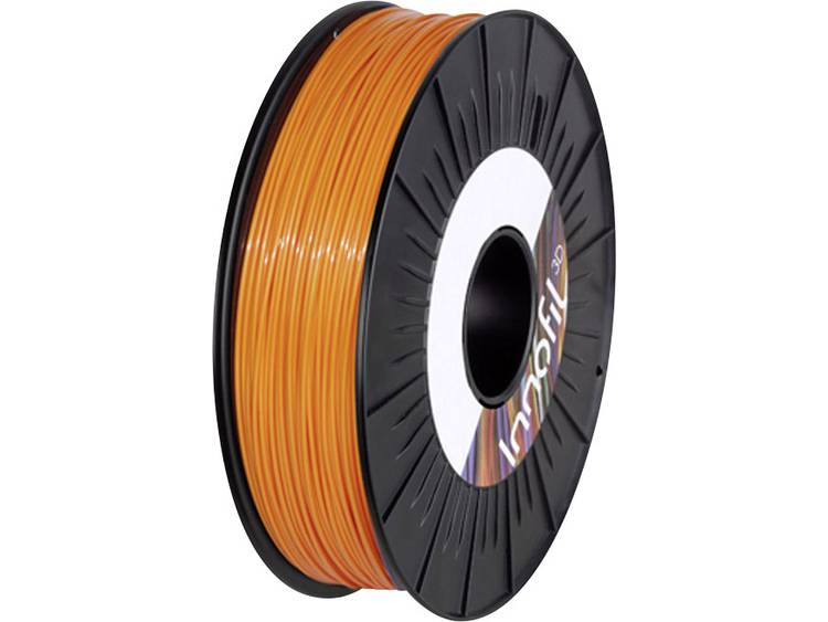 Filament Innofil 3D FL45-2011A050 PLA compound, Flexibel filament 1.75 mm Oranje 500 g