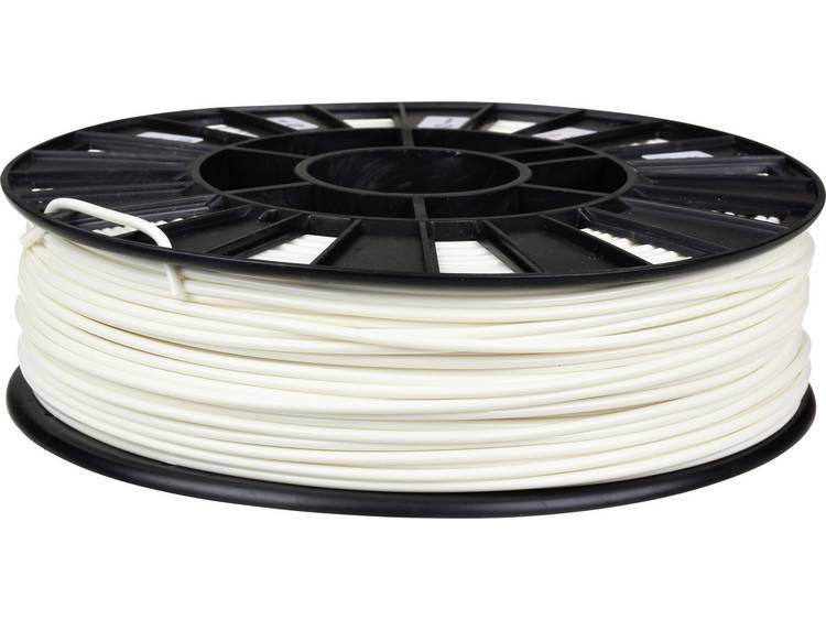 REC 2.85 mm ABS kunststof Filament Wit 750 g