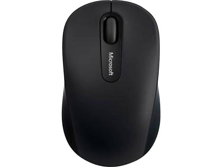Microsoft Mobile Mouse 3600 Bluetooth muis BlueTrack Zwart
