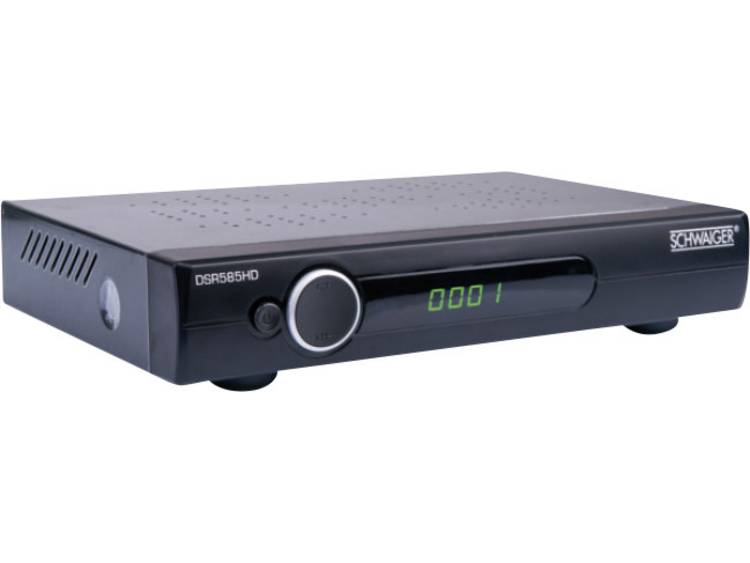 Schwaiger DSR585HD HD-satellietreceiver
