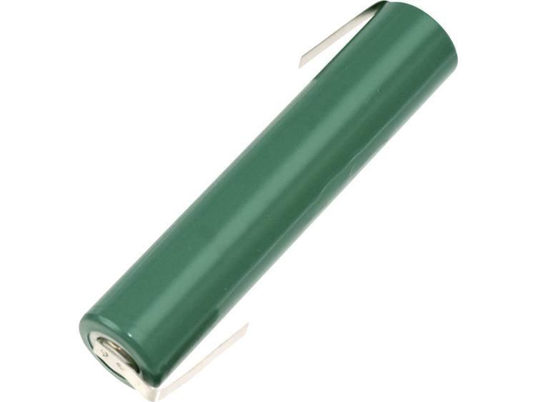 FDK HR5/4AAAU-LF Speciale oplaadbare batterij 5/4 AAA Z-soldeerlip NiMH 1.2 V 830 mAh