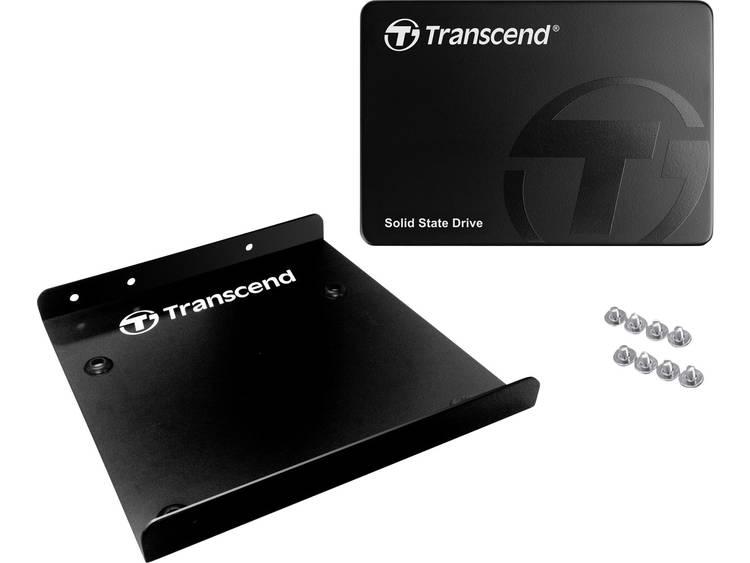 Transcend TS128GSSD340K, 128GB, 2.5 Inch SSD340, SATA3, MLC, Aluminum case (TS128GSSD340K)