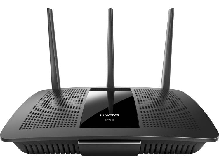 WiFi router Linksys EA7500 2.4 GHz, 5 GHz 1.9 Gbit/s