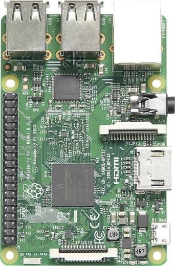 Raspberry Pi 3 model B 1 GB zonder besturingssysteem