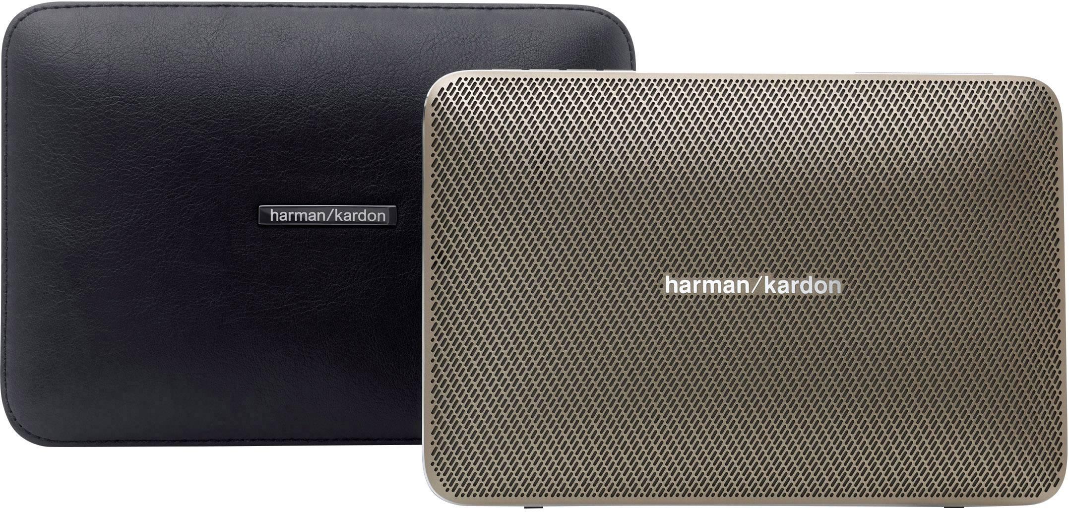8ba45217e19 Harman Kardon Esquire 2 Case draagtasje, Zwart | Conrad.be