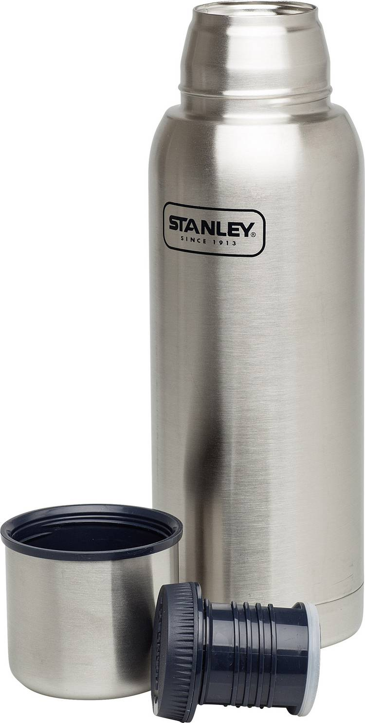 Stanley Adventure 10-01570-009 Thermosfles RVS (geborsteld) 1000 ml