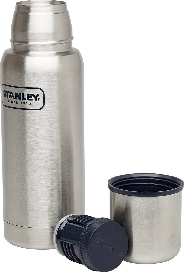 Stanley Adventure 0.5 L 10-01563-007 Thermosfles RVS (geborsteld) 503 ml