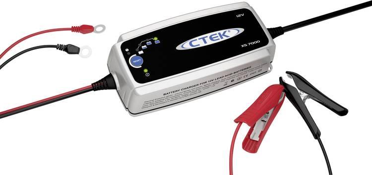 Druppellader CTEK XS 7000 12 V 7 A