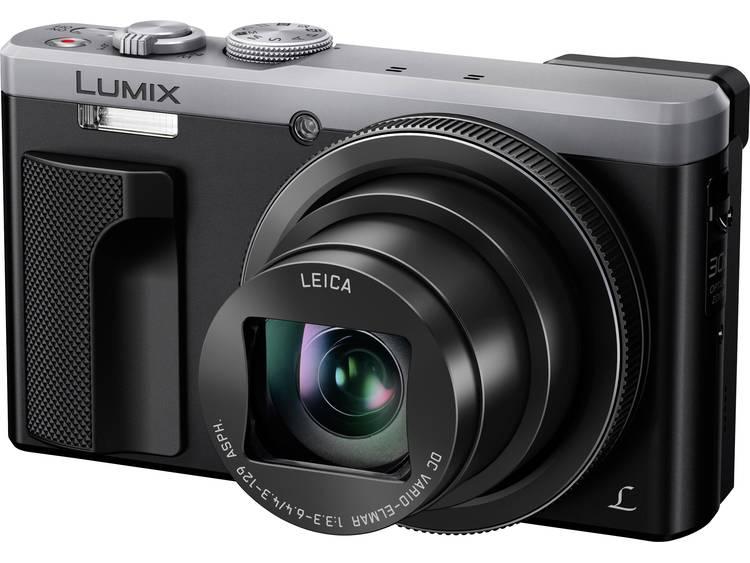 Panasonic DMC TZ81EG S Digitale camera 18 Mpix Zilver zwart WiFi Full HD video