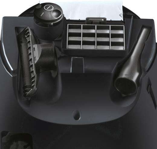 Siemens VS06B113 Stofzuiger met zak Energielabel B Zwart