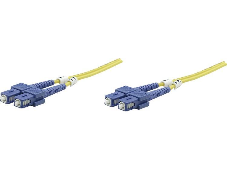Kabel Intellinet Glasvezel [1x SC-stekker - 1x SC-stekker] 9/125µ 20 m