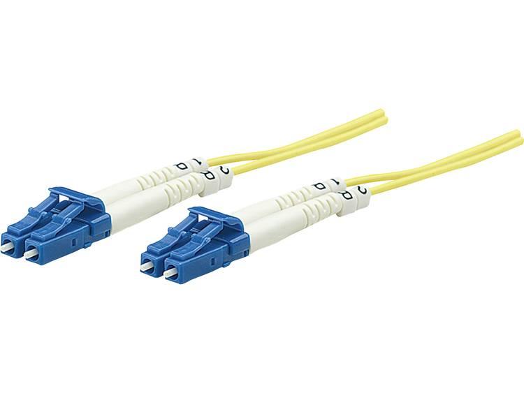 Kabel Intellinet Glasvezel [1x LC-stekker - 1x LC-stekker] 9/125µ 20 m