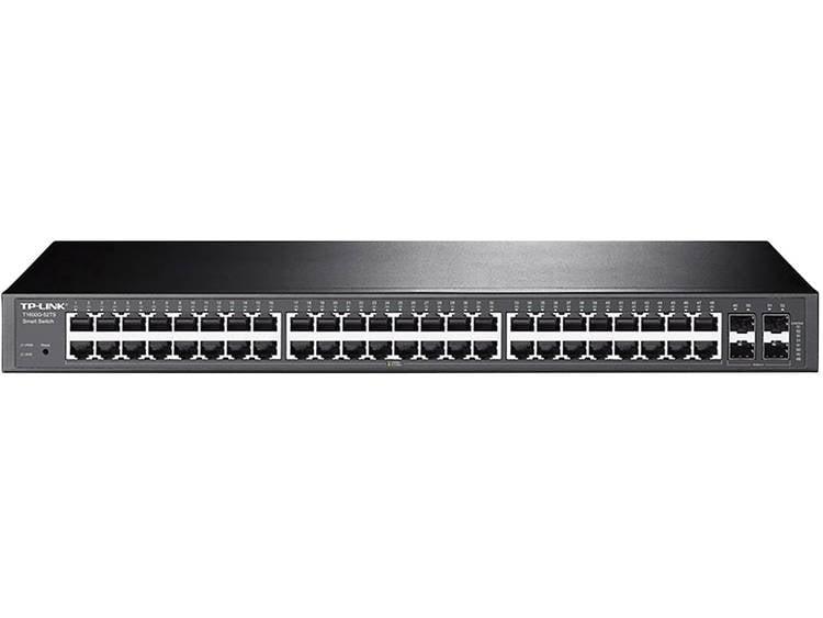 TP-LINK T1600G-52TS Netwerk switch RJ45/SFP 48 + 4 poorten 1 Gbit/s