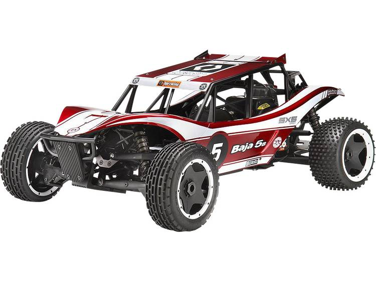 HPI Racing 1:5 RC auto Benzine Buggy 2WD RTR 2,4 GHz