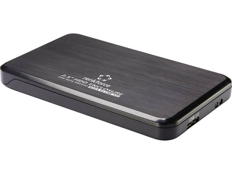 Renkforce RF-4271220 2.5 inch SATA-HDD-behuizing USB 3.0