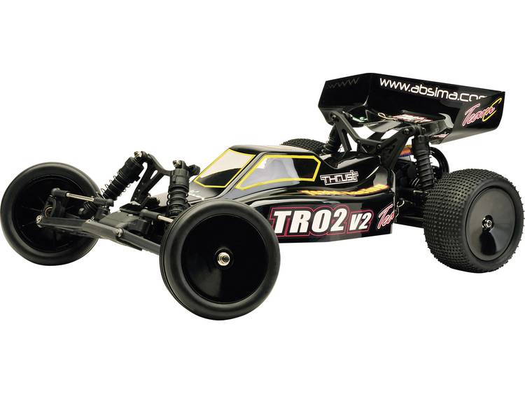 Team C Brushed 1:10 RC auto Elektro Buggy 2WD RTR 2,4 GHz