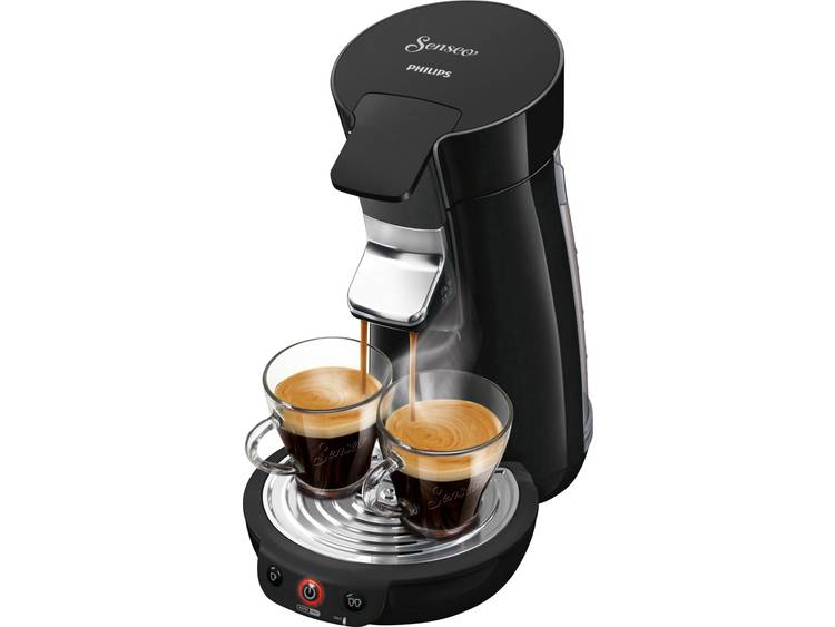 SENSEO® Viva Café HD7829/60 Koffiepadmachine Zwart