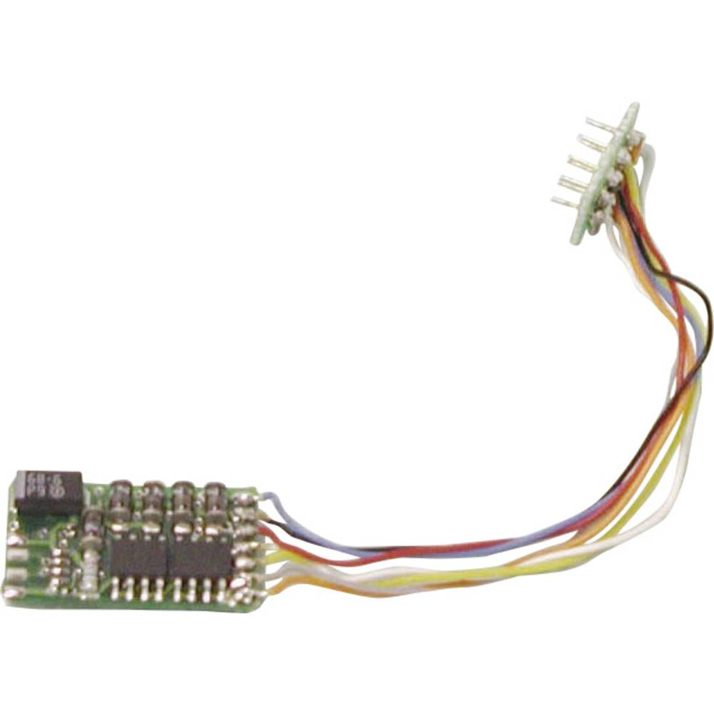 Lokdekoder Piko H0 56122 Hobby med kabel, med kontakt