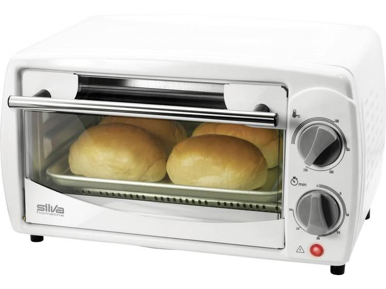 Silva Schneider MB 9000 Mini-oven Timerfunctie 9 l