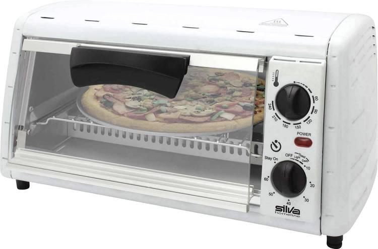 Silva Schneider MB 1200P Pizzabakker Timerfunctie 12 l