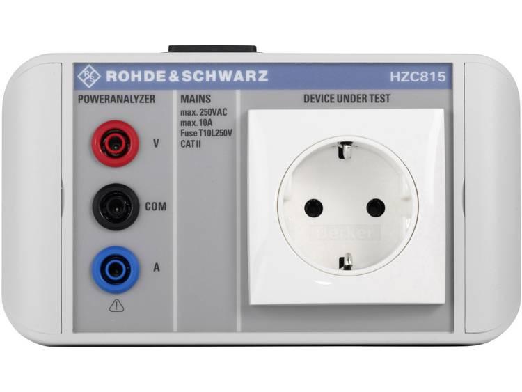 Rohde Schwarz HZC815 EU Rohde Schwarz HZC815 EU voedingsadapter voor R S HMC