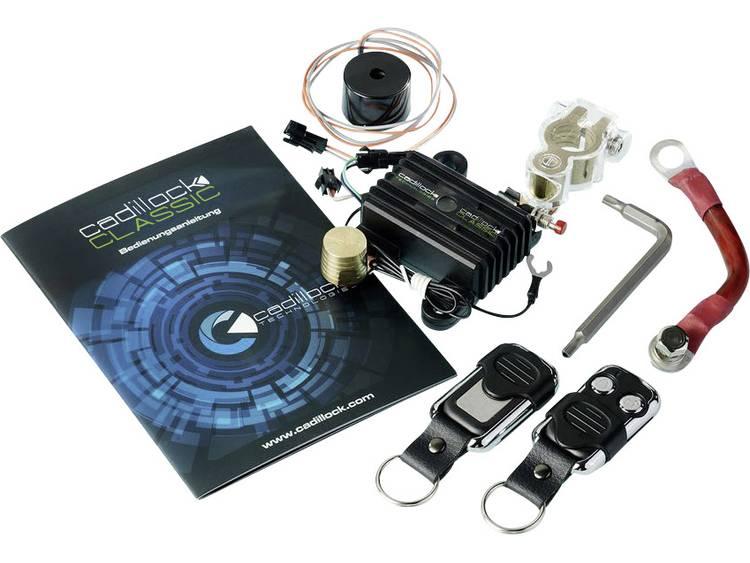 Accubewaker Ontlaadbescherming, Speciaal voor Oldtimer, Incl. diefstalbescherming 12 V Cadillock CL-C Classic