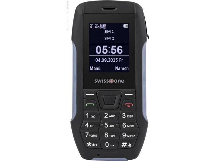 swisstone Dual-SIM outdoor telefoon Grijs