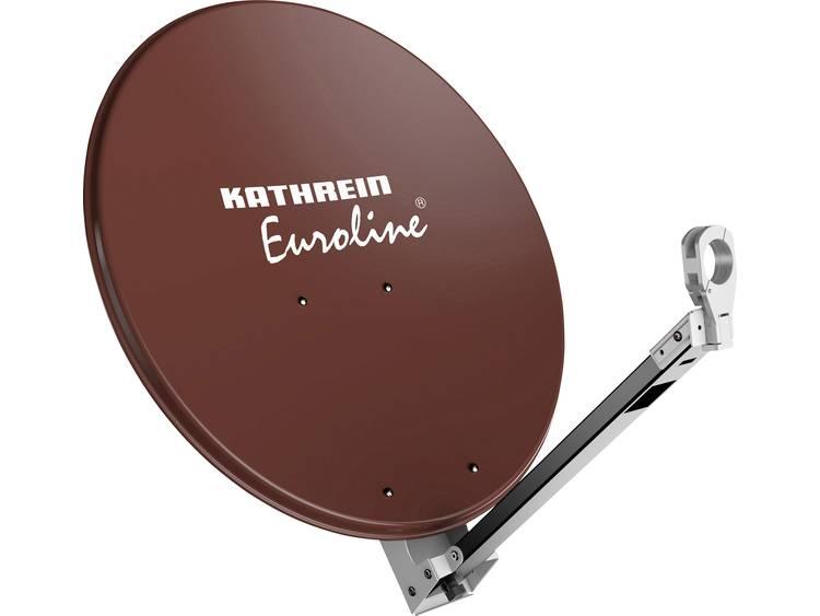 Kathrein KEA 650 Satellietschotel 65 cm Reflectormateriaal: Aluminium Rood-bruin