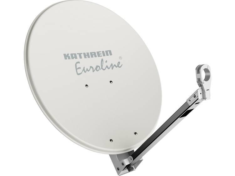 Kathrein KEA 750 Satellietschotel 75 cm Reflectormateriaal: Aluminium Wit
