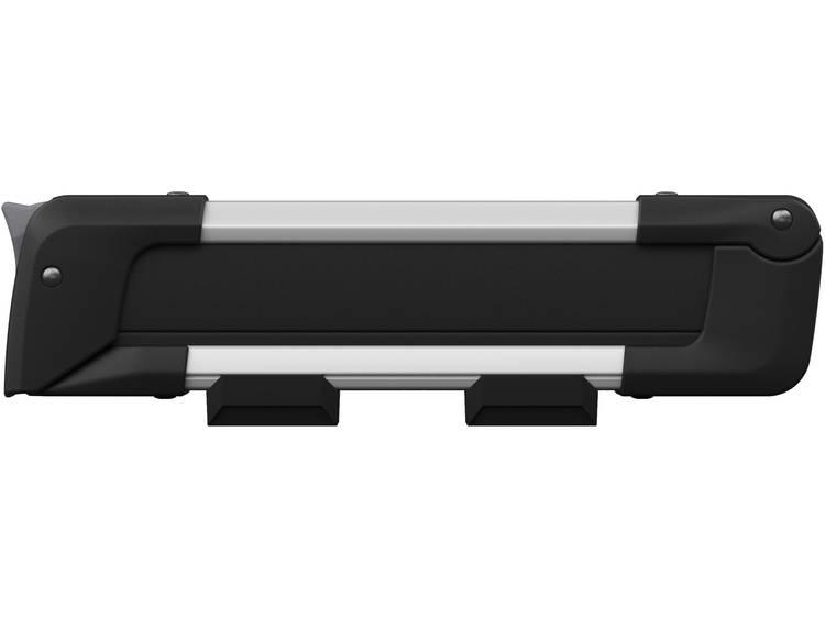 Thule SnowPack 2 732200 Skidrager (l x b x h) 395 x 155 x 135 mm Geschikt voor WingBar, Geschikt voor vierkante rail (adapter nodig), Geschikt voor SlideBar,
