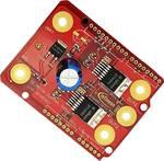 DC motor control board met BTN8982TA board