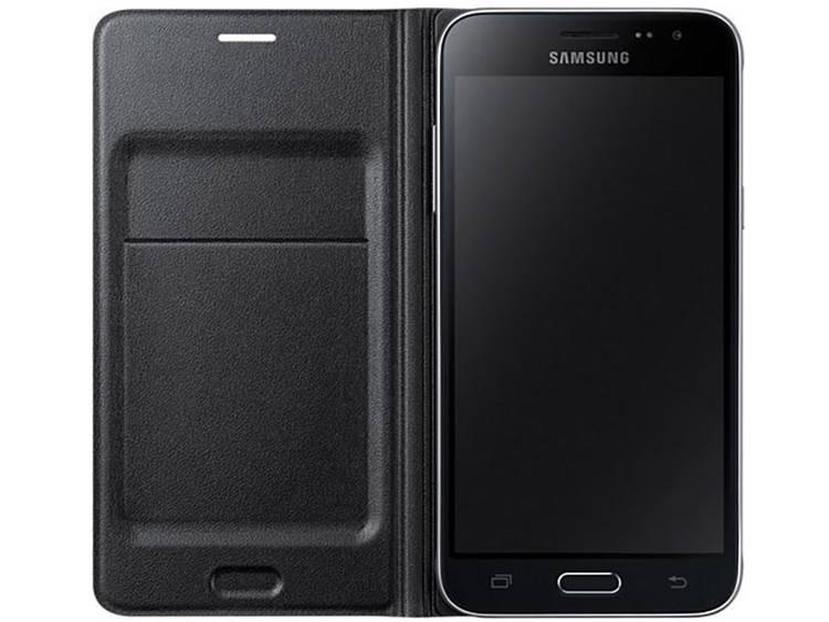 Samsung J3 Flip Wallet Black (EF-WJ320PBEGWW)