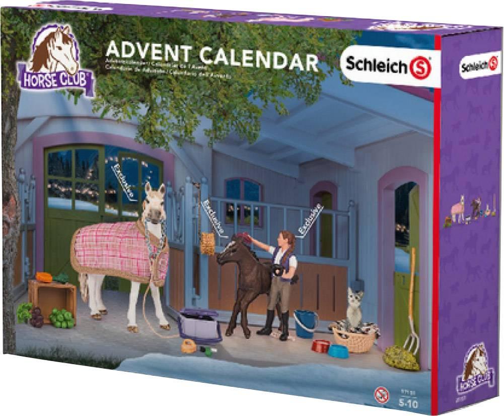 Schleich Weihnachtskalender.Schleich Adventskalender Pferde 2016 5 12 Jaar Conrad Nl