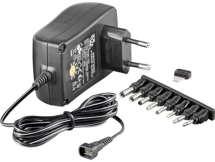 External power supply 3 12 VDC max.2250mA Delock