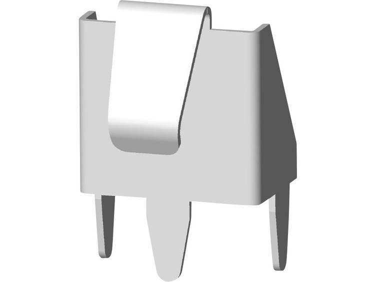 Vogt Verbindungstechnik 1456e.98 Enkelvoudig contact 1 AAA (potlood) Soldeeraansluiting (l x b x h) 10.8 x 10.4 x 15.7 mm