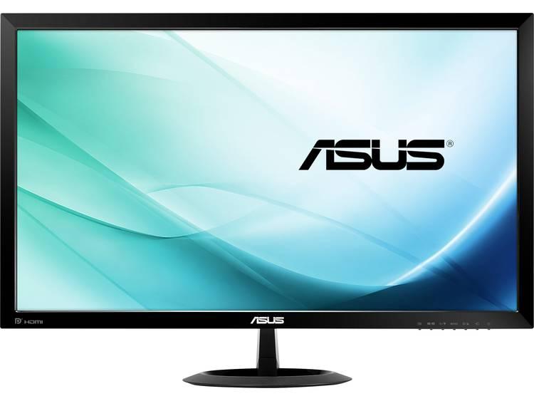 LED-monitor 61 cm (24 inch) Asus VX248H Energielabel A 1920 x 1080 pix Full HD 1 ms HDMI, VGA, Audio, stereo (3.5 mm jackplug) TN LED