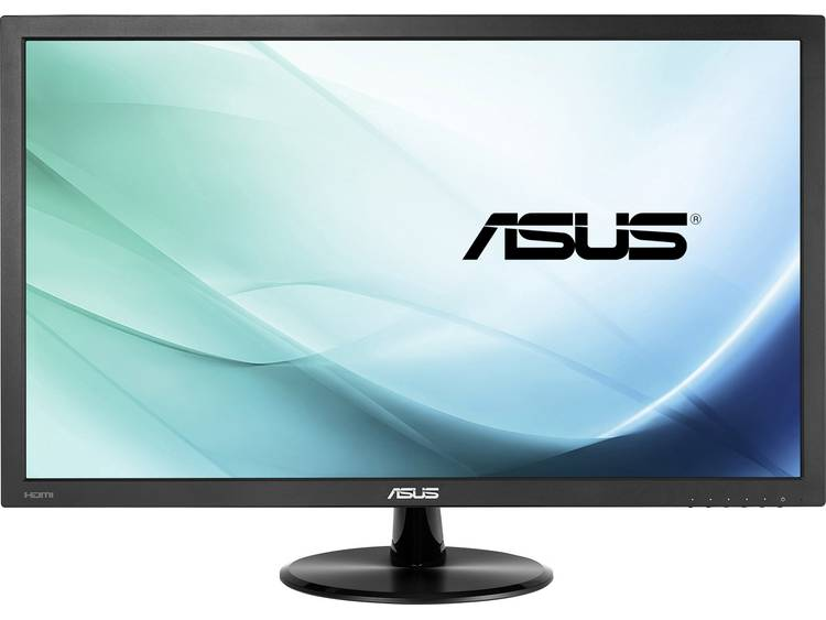 LED-monitor 54.6 cm (21.5 inch) Asus VP228H Energielabel B 1920 x 1080 pix Full HD 1 ms HDMI, VGA, DVI, Audio, stereo (3.5 mm jackplug) TN LED