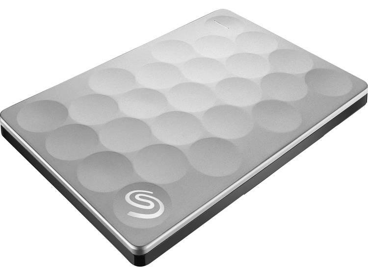 Seagate Backup Plus Ultra Slim 1 TB Externe harde schijf (2.5 inch) USB 3.0 Platina
