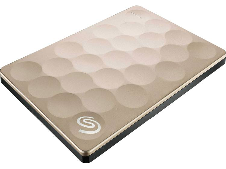 Seagate Backup Plus Ultra Slim 2 TB Externe harde schijf (2.5 inch) USB 3.0 Goud